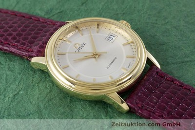 OMEGA DE VILLE OR 18 CT AUTOMATIQUE KAL. 2520A LP: 2200EUR [162228]