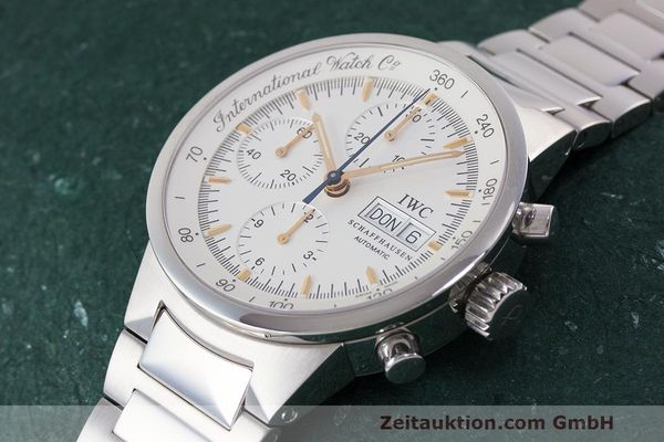 Used luxury watch IWC GST chronograph steel automatic Kal. 7922 Ref. 3707  | 162237 01