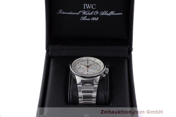 Used luxury watch IWC GST chronograph steel automatic Kal. 7922 Ref. 3707  | 162237 07
