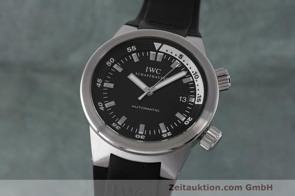 IWC AQUATIMER STEEL AUTOMATIC KAL. 30110 LP: 5400EUR [162248]