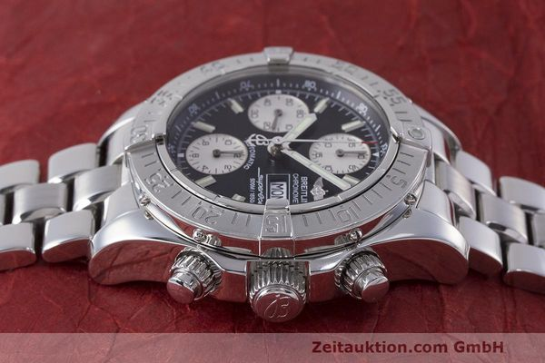 Used luxury watch Breitling Superocean Chronograph chronograph steel automatic Kal. B13 ETA 7750 Ref. A13340  | 162251 05