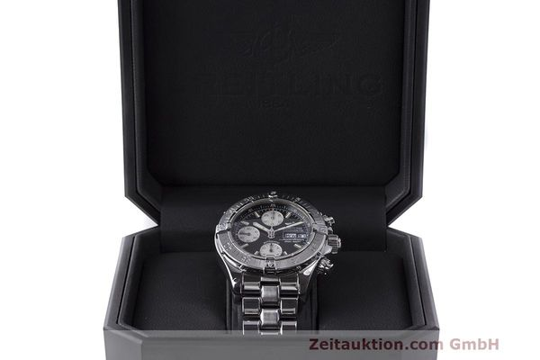 Used luxury watch Breitling Superocean Chronograph chronograph steel automatic Kal. B13 ETA 7750 Ref. A13340  | 162251 07