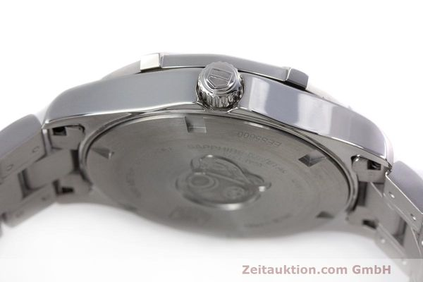 Used luxury watch Tag Heuer Aquaracer steel quartz Kal. ETA F06111 Ref. WAF1313  | 162270 10