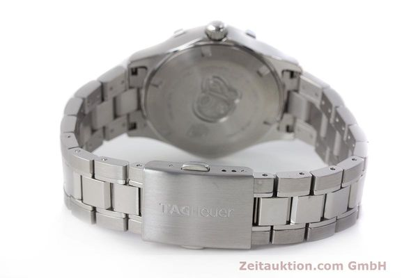 Used luxury watch Tag Heuer Aquaracer steel quartz Kal. ETA F06111 Ref. WAF1313  | 162270 11