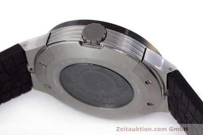 PORSCHE DESIGN FLAT SIX STEEL AUTOMATIC KAL. SELLITA 300 LP: 2250EUR [162288]