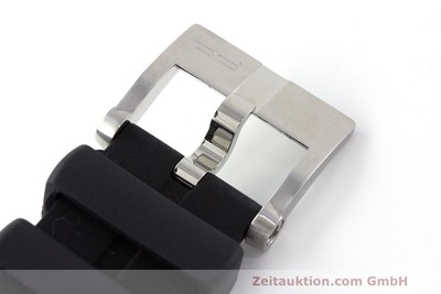 PORSCHE DESIGN FLAT SIX ACIER AUTOMATIQUE KAL. SELLITA 300 LP: 2250EUR [162288]