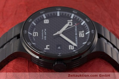 PORSCHE DESIGN FLAT SIX STEEL AUTOMATIC LP: 2250EUR [162289]
