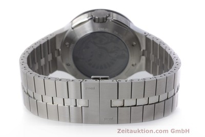 PORSCHE DESIGN FLAT SIX CHRONOGRAPH STEEL AUTOMATIC KAL. ETA 7750 LP: 3750EUR [162292]