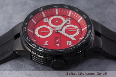 PORSCHE DESIGN FLAT SIX CHRONOGRAPH STEEL AUTOMATIC KAL. ETA 7750 LP: 3750EUR [162294]