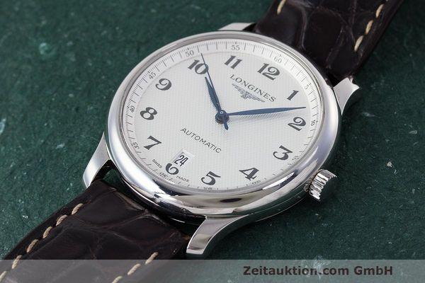 Used luxury watch Longines Master Collection steel automatic Kal. L619.2 ETA 2892A2 Ref. L2.628.4  | 162299 01