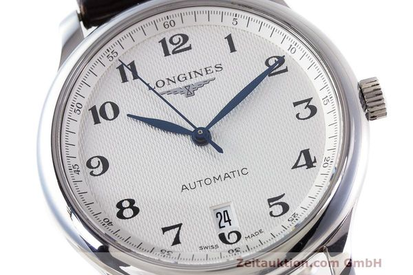 Used luxury watch Longines Master Collection steel automatic Kal. L619.2 ETA 2892A2 Ref. L2.628.4  | 162299 02