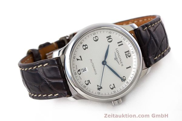 Used luxury watch Longines Master Collection steel automatic Kal. L619.2 ETA 2892A2 Ref. L2.628.4  | 162299 03