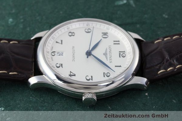 Used luxury watch Longines Master Collection steel automatic Kal. L619.2 ETA 2892A2 Ref. L2.628.4  | 162299 05