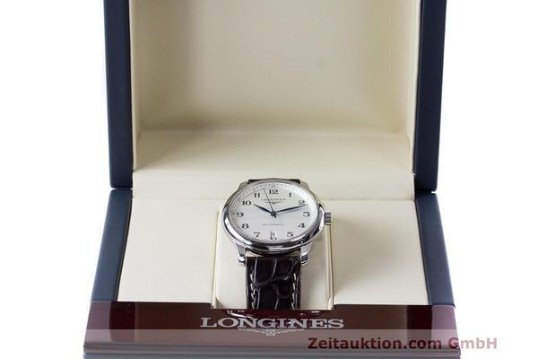 Used luxury watch Longines Master Collection steel automatic Kal. L619.2 ETA 2892A2 Ref. L2.628.4  | 162299 07