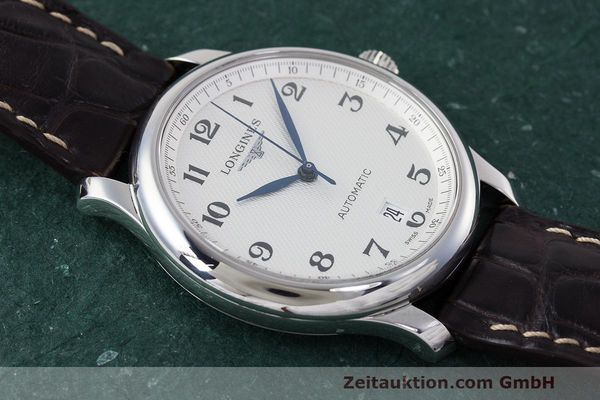 Used luxury watch Longines Master Collection steel automatic Kal. L619.2 ETA 2892A2 Ref. L2.628.4  | 162299 16