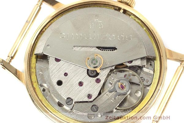 Used luxury watch Glashütte Spezimatic gold-plated automatic Kal. 74 VINTAGE  | 162303 10
