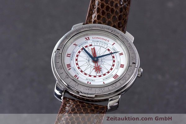 LONGINES CHRISTOBAL C ACIER AUTOMATIQUE KAL. L624.2 ETA 2892-2 [162304]