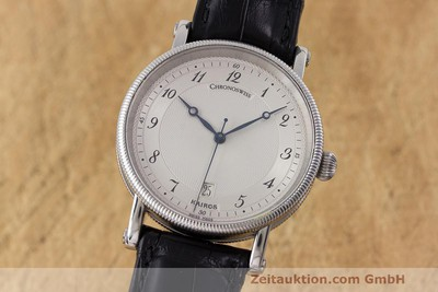CHRONOSWISS KAIROS STEEL AUTOMATIC KAL. ETA 2892A2 LP: 3700EUR [162311]