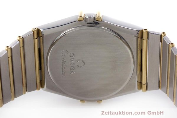 Used luxury watch Omega Constellation steel / gold quartz Kal. 1441  | 162320 09