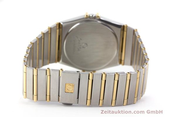 Used luxury watch Omega Constellation steel / gold quartz Kal. 1441  | 162320 11
