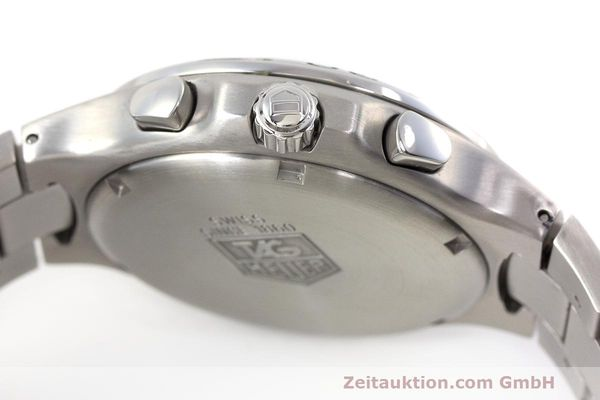 Used luxury watch Tag Heuer Kirium chronograph steel automatic Kal. 17 ETA 2894-2 Ref. CL2112  | 162326 11