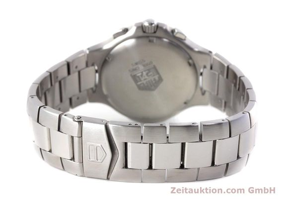 Used luxury watch Tag Heuer Kirium chronograph steel automatic Kal. 17 ETA 2894-2 Ref. CL2112  | 162326 12