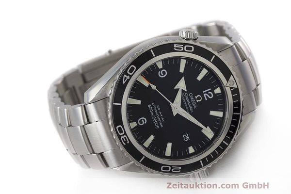 Used luxury watch Omega Seamaster steel automatic Kal. 2500 Ref. 22005000  | 162328 03
