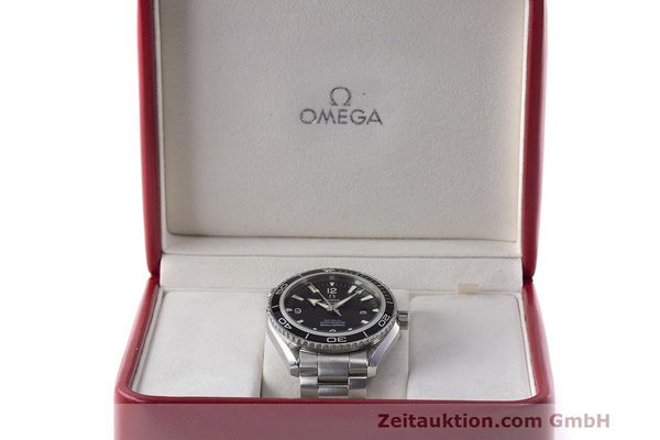 Used luxury watch Omega Seamaster steel automatic Kal. 2500 Ref. 22005000  | 162328 07