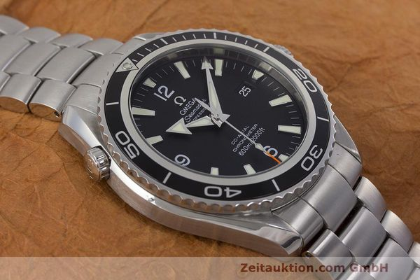 Used luxury watch Omega Seamaster steel automatic Kal. 2500 Ref. 22005000  | 162328 18