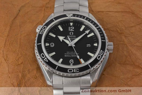 Used luxury watch Omega Seamaster steel automatic Kal. 2500 Ref. 22005000  | 162328 19