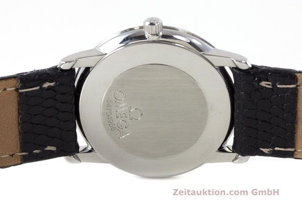 Used luxury watch Omega De Ville steel quartz Kal. 1470 ETA 282.001 Ref. 595.1050  | 162340 09