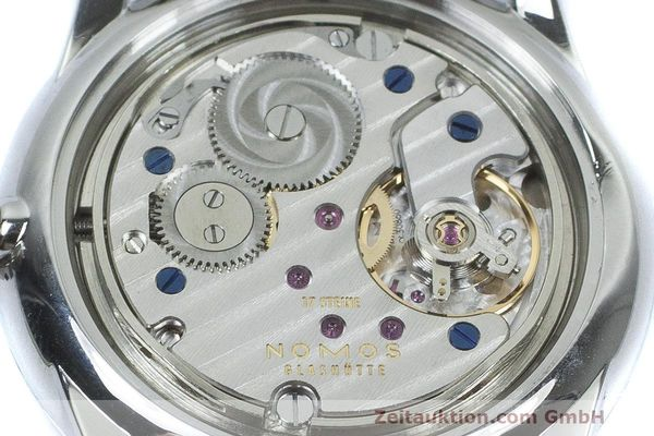 Used luxury watch Nomos Orion steel manual winding Kal. Alpha  | 162344 10