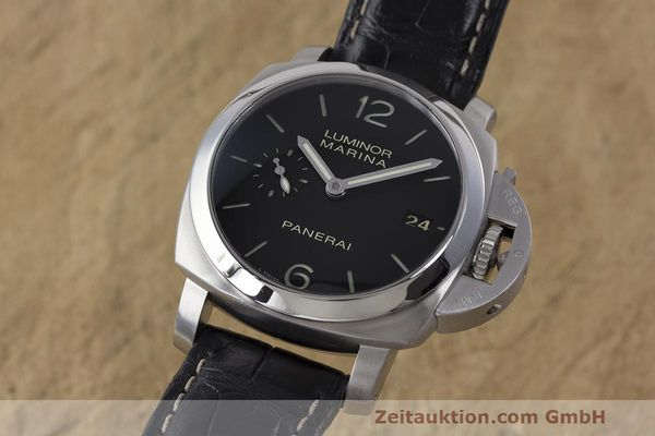 PANERAI LUMINOR MARINA ACIER AUTOMATIQUE KAL. P9000 LP: 7200EUR  [162351]