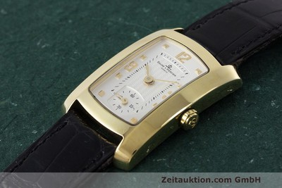 BAUME & MERCIER HAMPTON OR 18 CT QUARTZ KAL. BM10163 ETA 980.163 [162355]