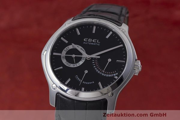 EBEL CLASSIC HEXAGON STEEL AUTOMATIC KAL. ETA 2892A2 LP: 4500EUR [162364]