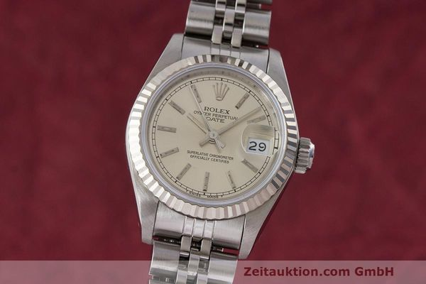 ROLEX LADY DATE STEEL AUTOMATIC KAL. 2135 LP: 6000EUR [162369]