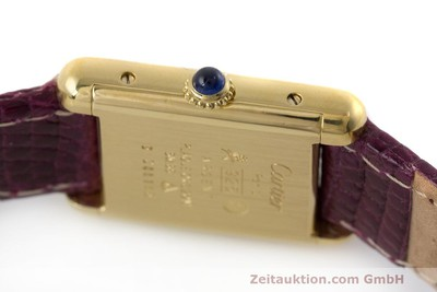 CARTIER TANK SILVER-GILT MANUAL WINDING KAL. 78-1 [162385]
