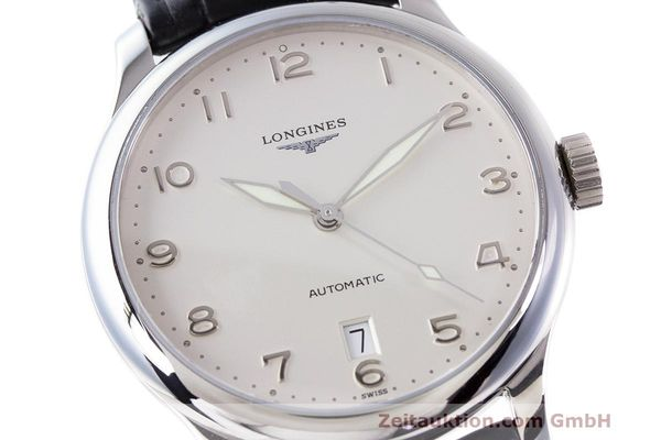 Used luxury watch Longines Avigation steel automatic Kal. L619.2 Ref. L2.628.4  | 162400 02