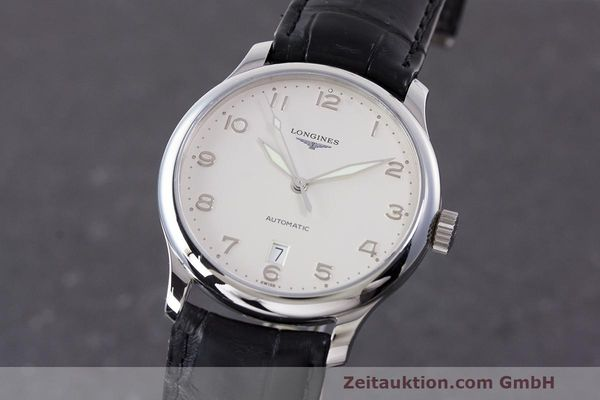 Used luxury watch Longines Avigation steel automatic Kal. L619.2 Ref. L2.628.4  | 162400 04