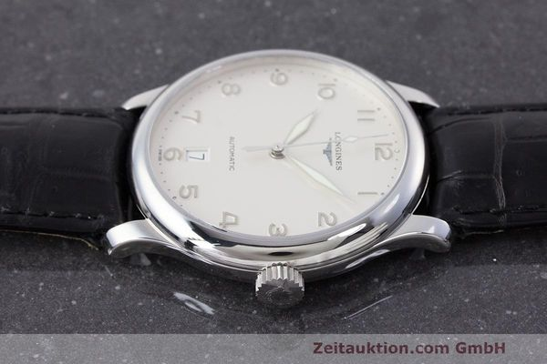 Used luxury watch Longines Avigation steel automatic Kal. L619.2 Ref. L2.628.4  | 162400 05