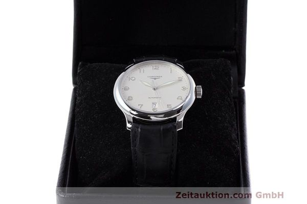 Used luxury watch Longines Avigation steel automatic Kal. L619.2 Ref. L2.628.4  | 162400 07