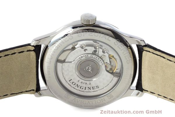 Used luxury watch Longines Avigation steel automatic Kal. L619.2 Ref. L2.628.4  | 162400 09