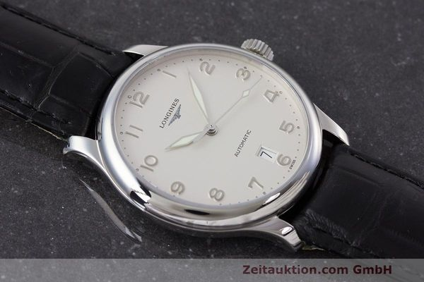 Used luxury watch Longines Avigation steel automatic Kal. L619.2 Ref. L2.628.4  | 162400 14