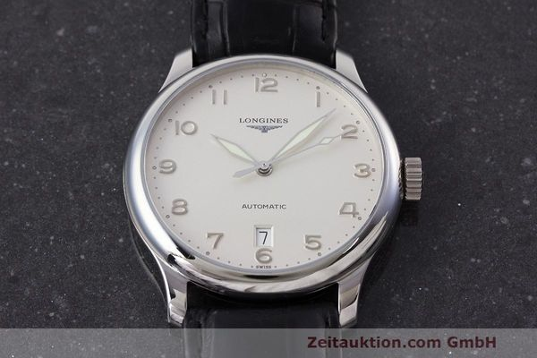 Used luxury watch Longines Avigation steel automatic Kal. L619.2 Ref. L2.628.4  | 162400 15