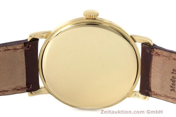 Used luxury watch IWC Portofino 18 ct gold manual winding Kal. 402 Ref. 1405 VINTAGE  | 162401 09