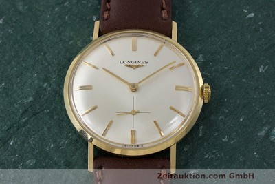 LONGINES ORO 18 CT CARICA MANUALE KAL. 370 VINTAGE [162420]