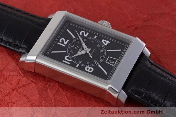 Used luxury watch Eterna 1935 steel automatic Kal. ETA 2824-2 Ref. 8492.41  | 162423 16