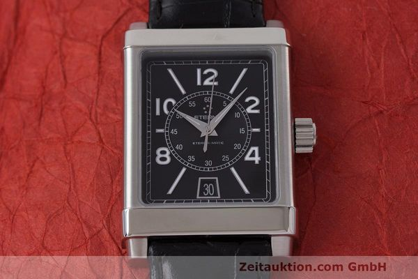 Used luxury watch Eterna 1935 steel automatic Kal. ETA 2824-2 Ref. 8492.41  | 162423 17