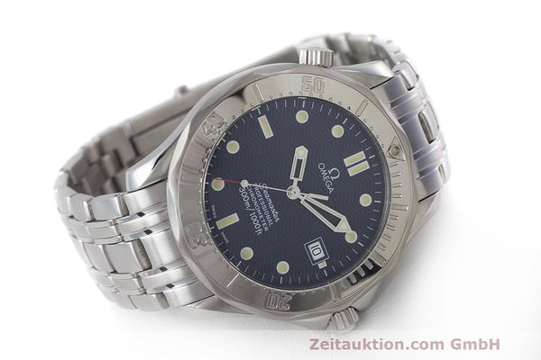 Used luxury watch Omega Seamaster steel automatic Kal. 1109 ETA 2892A2  | 162424 03
