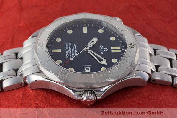 Used luxury watch Omega Seamaster steel automatic Kal. 1109 ETA 2892A2  | 162424 05